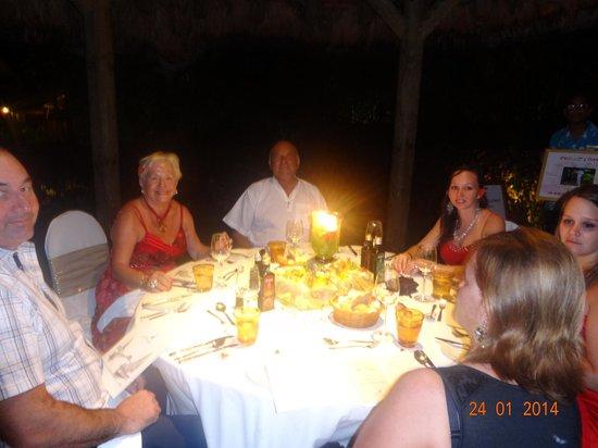 La Pirogue Resort & Spa-Mauritius: 50eme anniversaire de mariage
