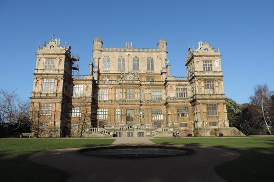 Wollaton Hall and Park: Residenza