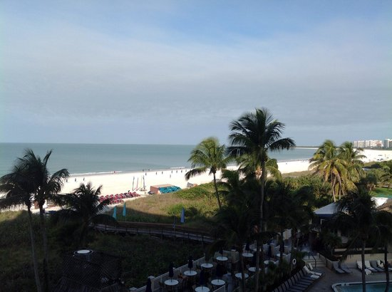 Hilton Marco Island Beach Resort: View of the Ocean