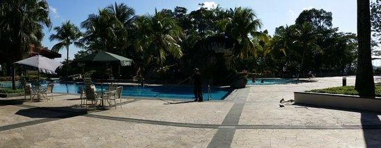 Pulai Springs Resort: Pool at Club House