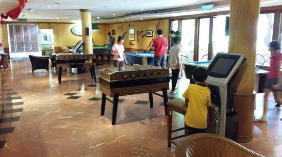 Pulai Springs Resort: Games Room