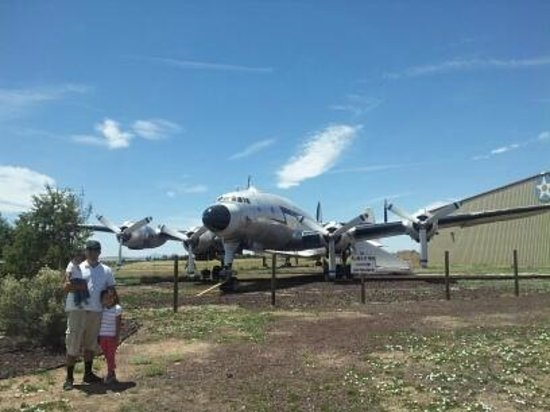 Planes of Fame Air Museum : Outside the Museum