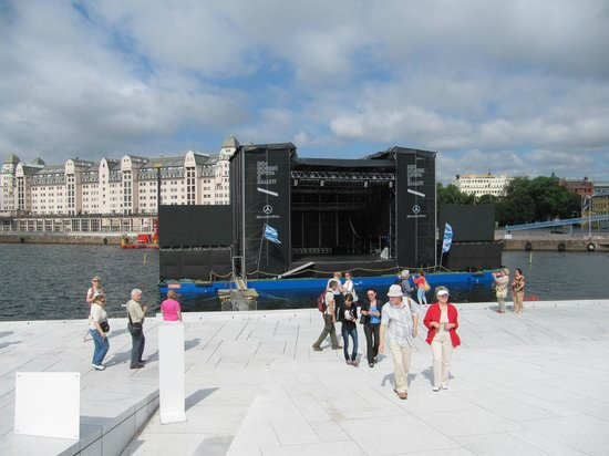 The Norwegian National Opera & Ballet : театр