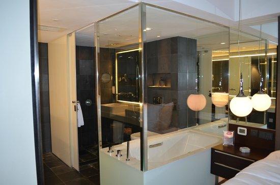 The Mira Hong Kong : bathroom