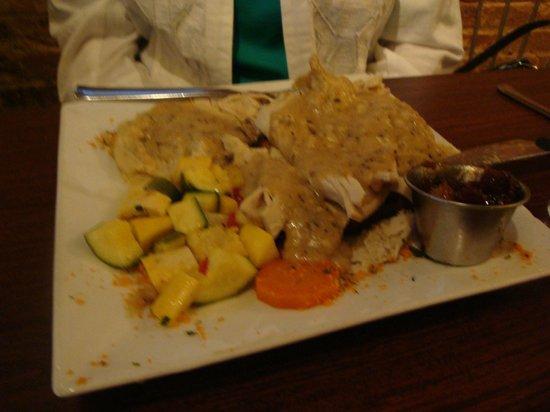 JP's Bar & Grill: Sandwich