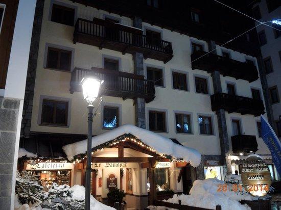 Le Samovar Guest House: Hotel main entrance