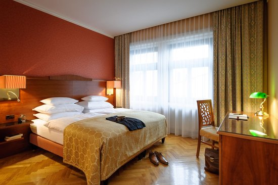 Mercure Josefshof Wien am Rathaus : Standard Doppelzimmer