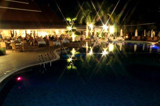 Thai Garden Resort : Feeling Abendessen