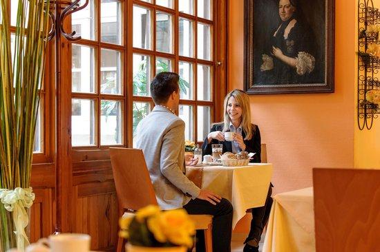 Mercure Josefshof Wien am Rathaus : Frühstücksraum