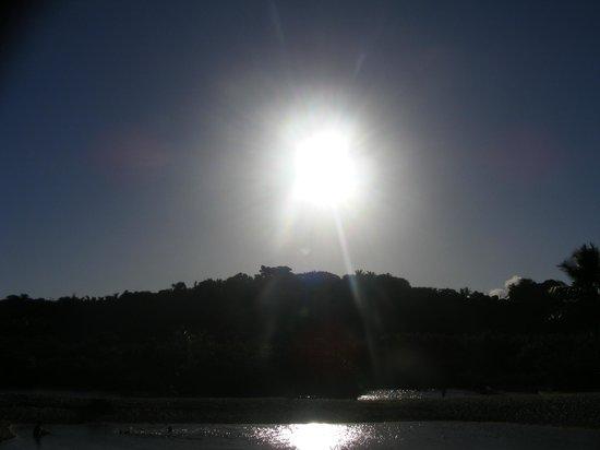 Pousada Jardim das Margaridas: O SOL DE TRANCOSO