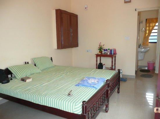 Panioty's Villa: room view