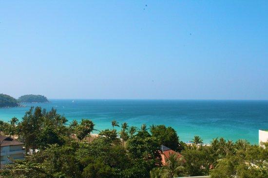 Hilton Phuket Arcadia Resort & Spa: вид из номера 9 этаж