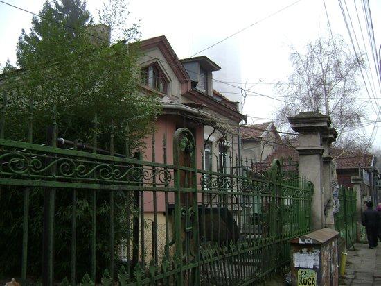 The English Guest House: корпус с апартаментами