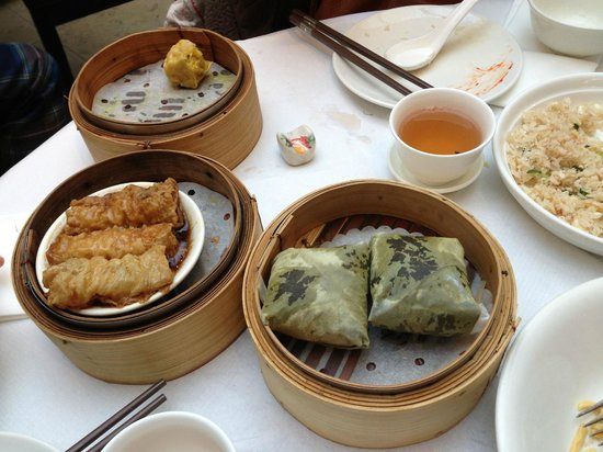 Mayfair Garden : Bean curd skin roll