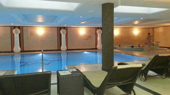 Lac Salin Spa & Mountain Resort: Zona piscina