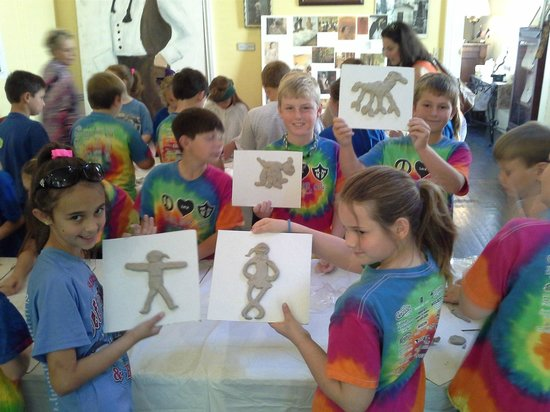 Degas House: School Field Trip