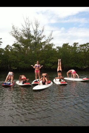Blueline Surf & Paddle Co.: SUP Birthday Parties are fun!