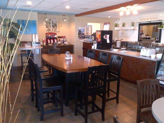 Franklin Suite Hotel : Breakfast Room