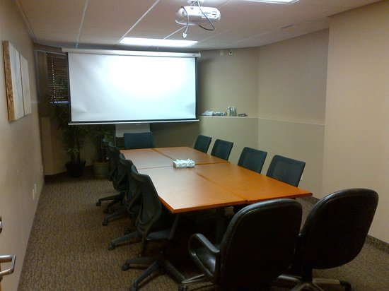 Franklin Suite Hotel: Meeting Room