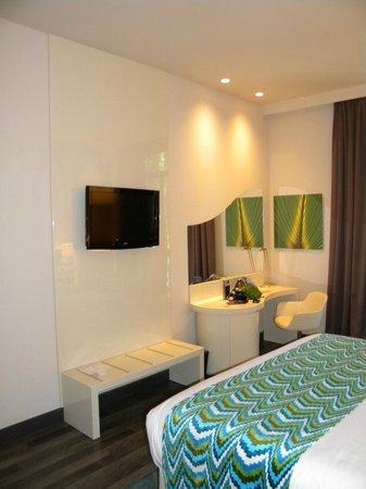 Hotel Indigo Barcelona - Plaza Catalunya : Room