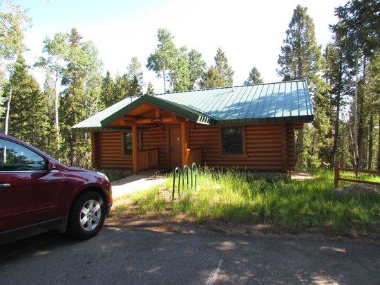 Mueller State Park: Pine Cabin