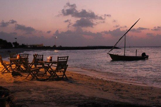 Summer Villa Guest House: tramonto