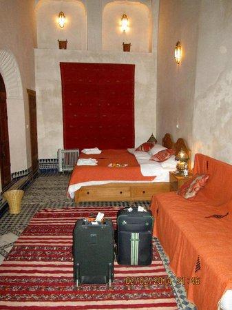 Dar Drissi: Lobby Room