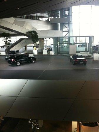 BMW Welt: так выглядит музей внутри