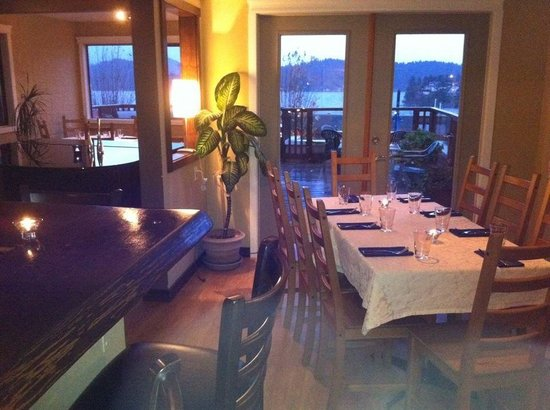 SweetWater Bistro: Room with a view