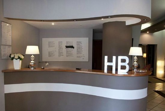Hotel Bert: hall