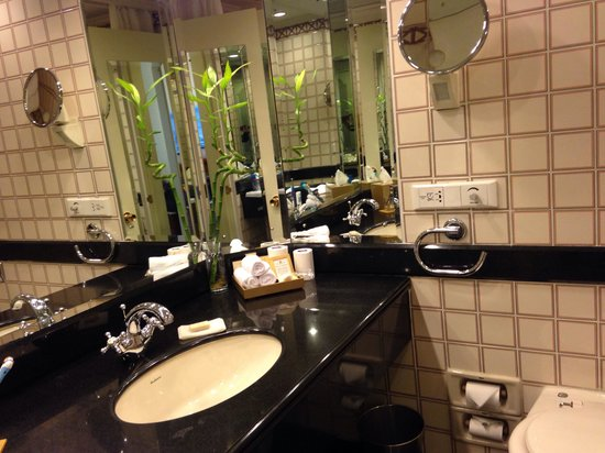 The Taj Mahal Palace, Mumbai: Bathroom