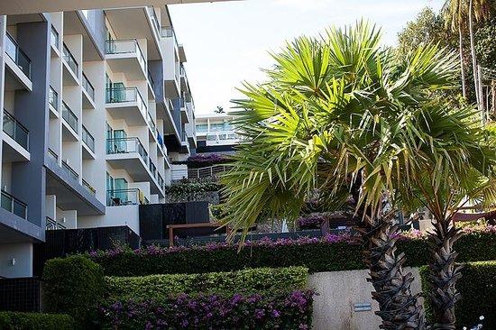 Sugar Palm Grand Hillside: Hotel