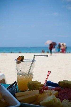 Sugar Palm Grand Hillside: Beach