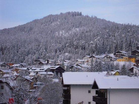 Hotel Central: Seefeld im Schnee