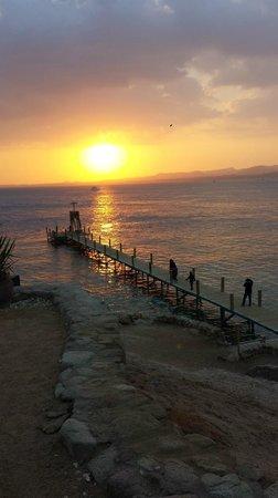 El Fanar: sunset