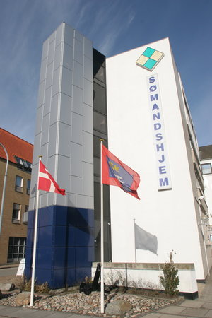 Hotel Frederikshavn - Soemandshjemmet: Hotel Frederikshavn - Sømandshjemmet
