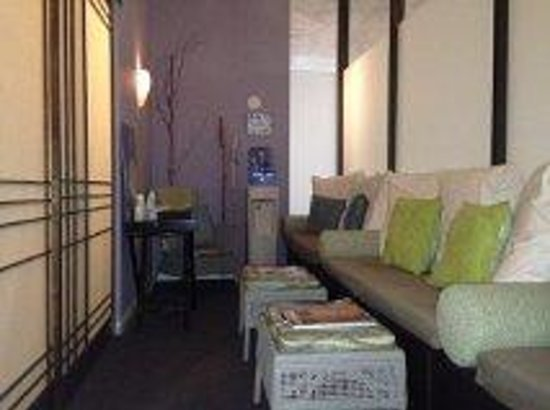 Pittsfield, MA: Relaxation Room