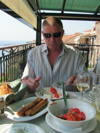 O Gatos : prøv den lækre specialitet med skinke bagt i ost