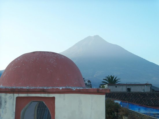 Hotel Casa Antigua: View from rooftop terrace