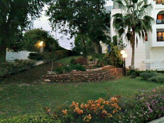 Caribbean Village Agador : jardin