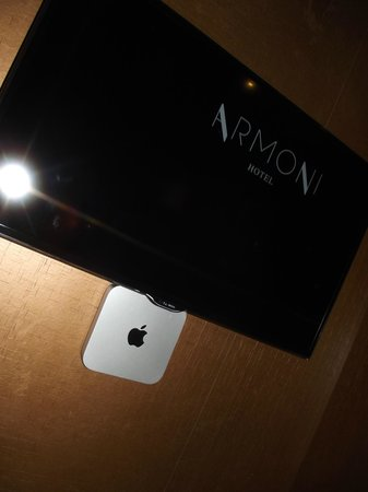Hotel Armoni: Apple TV