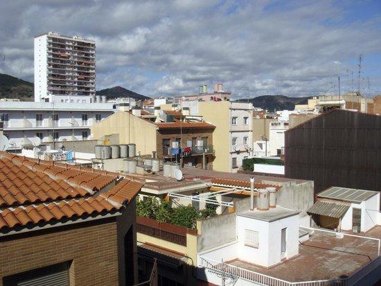 Hotel Continental: Вид с балкона