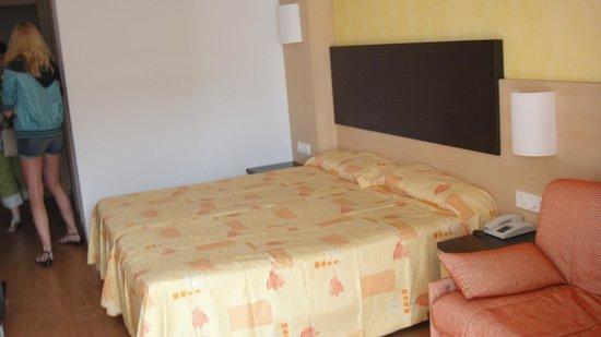 Hotel Blaumar: номер
