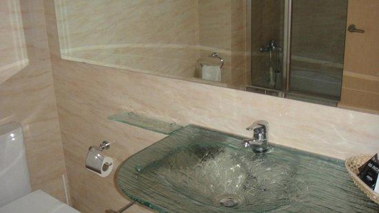 Hotel Blaumar: санузел