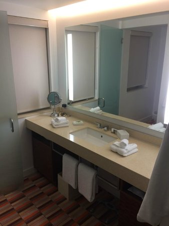 The Hotel : bathroom