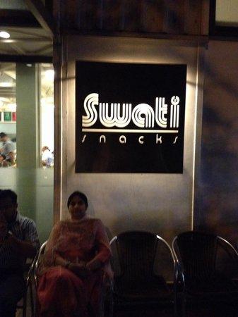 The Swati snacks
