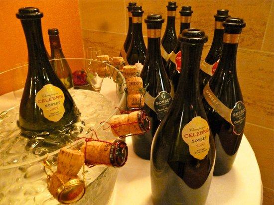 Les Berceaux : Grands Champagne aux Berceaux