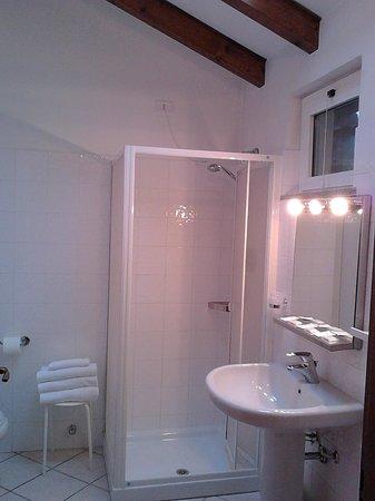 Hotel Bert : bagno