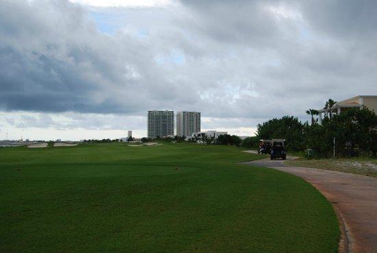 Puerto Cancun Golf Course: GOLF COURSE PUERTO CANCUN