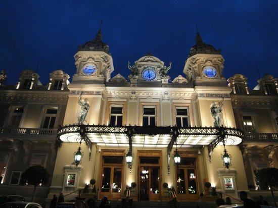 Casino of Monte-Carlo: CASİNO MONTE CARLO